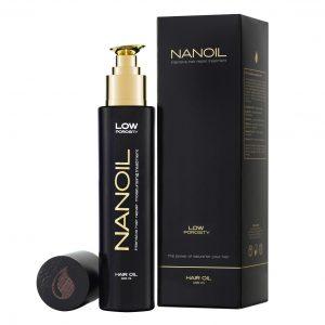 aceite capilar Nanoil - Cómo funciona